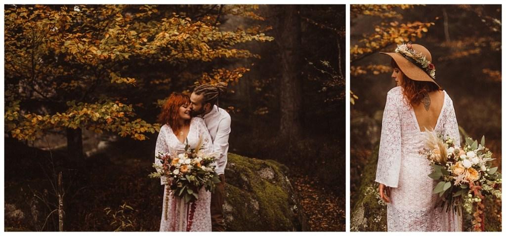 mariage bohème alsace