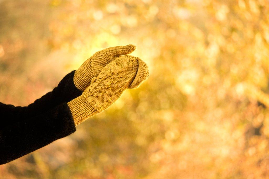 moufles portees mains2 frisson web 1024x682 - Frisson : des moufles pour l'hiver