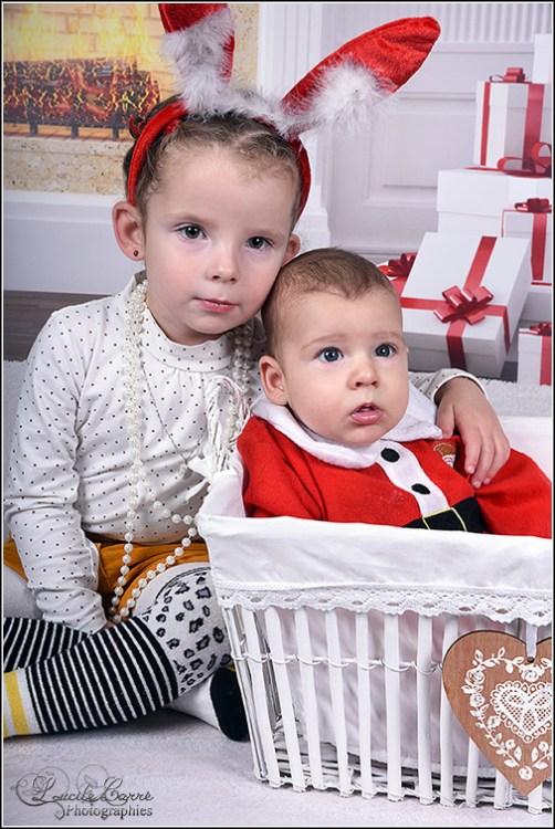 Concours photo Sarthe - Enfants Noël
