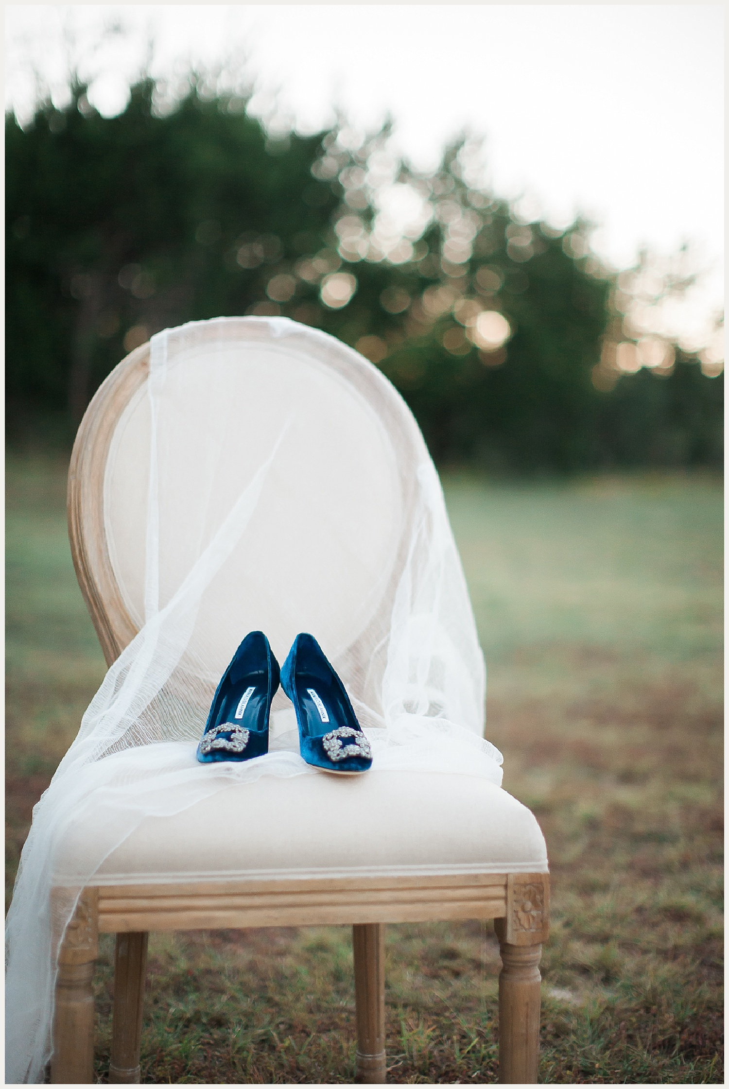 Styled Lavender Bridal Session Central Texas Wedding