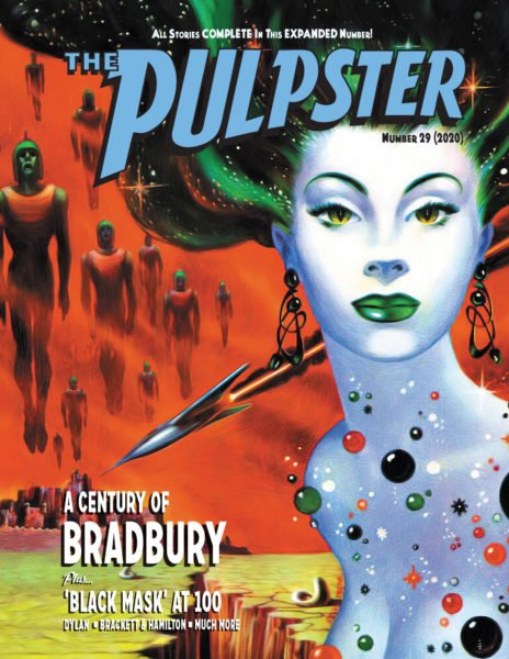 The Pulpster #29 cover
