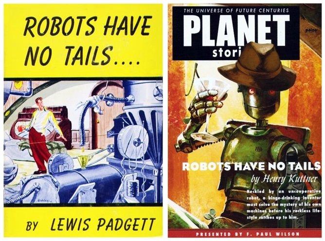 Robots Have No Tails_1952_2008