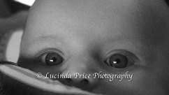 Baby T, eyes, july, lucinda, photography