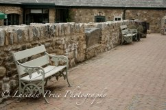 Bodnant wall and bench lucinda price