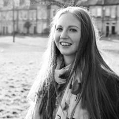 Smiling woman Lucinda price photography
