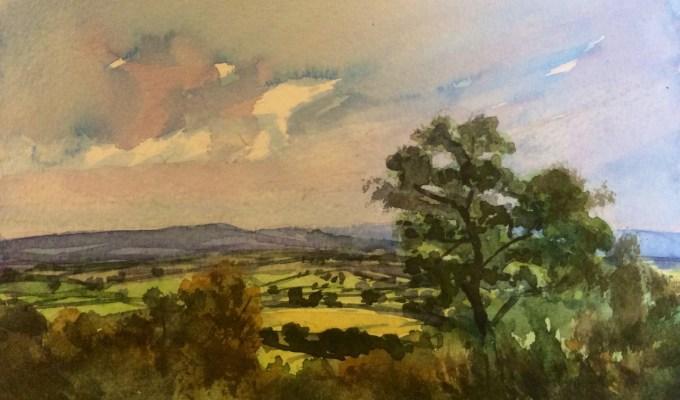 Blackmore Vale, September