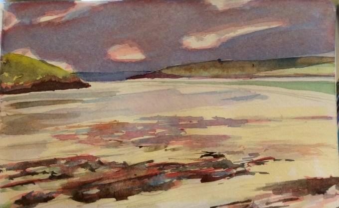 Watercolour, 20 x 15 cm