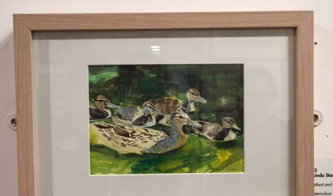 The Royal Society of Wildlife Artists Annual Open Exhibition, 2015