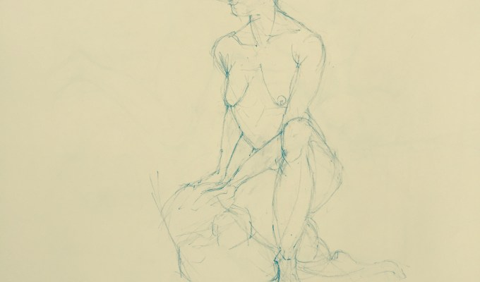 Joanna Sitting