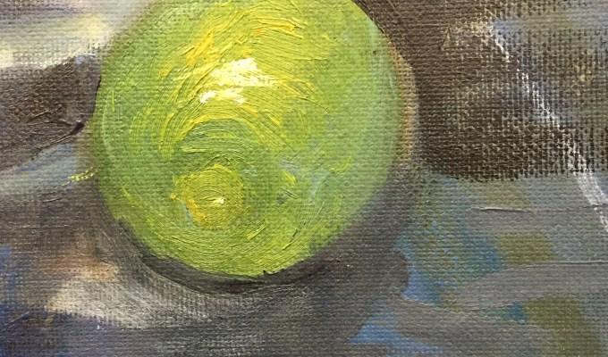 Lime.