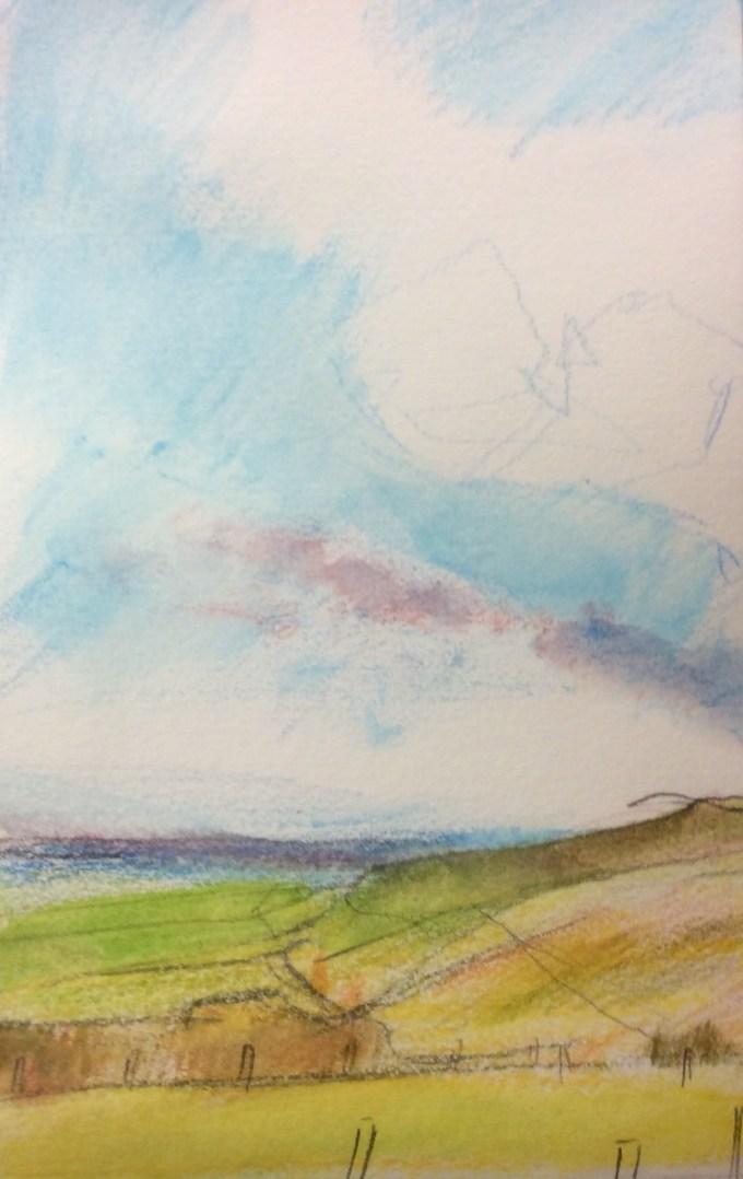 High Clouds, Comton Abbas