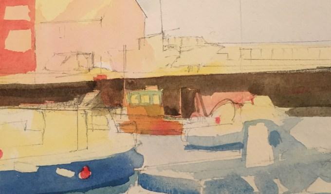 Boat Sketch II