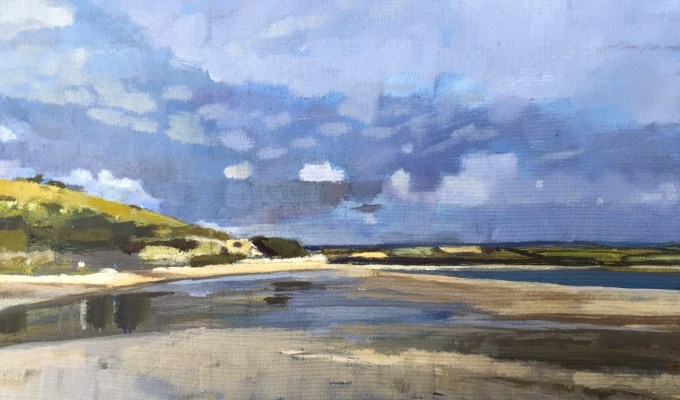 Lucinda Storm exhibiting at Royal Society of Marine Artists, Mall Galleries, London: Sept 27th-October 8th 2016