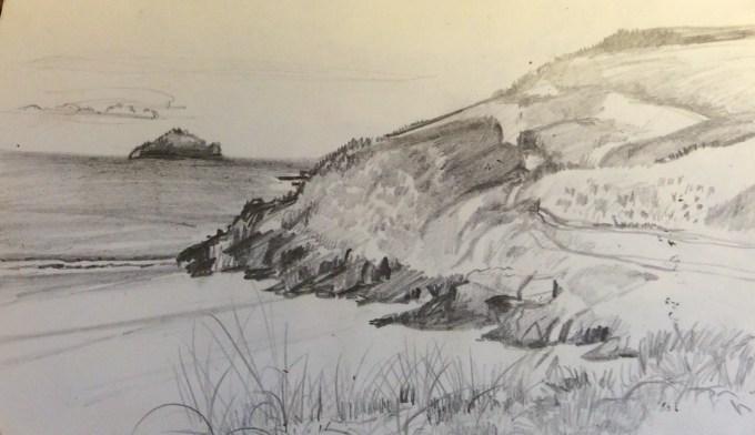 Dunes, Rock