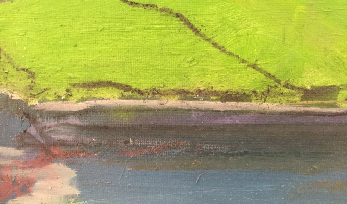 Estuary at Daymer