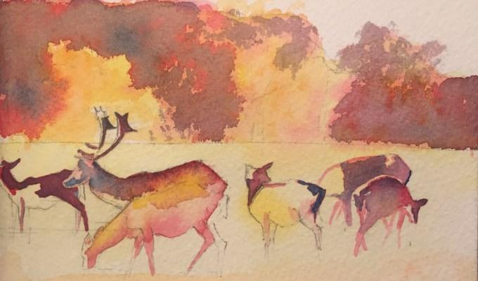 Deer November III