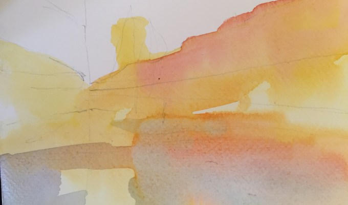 Colour Study II