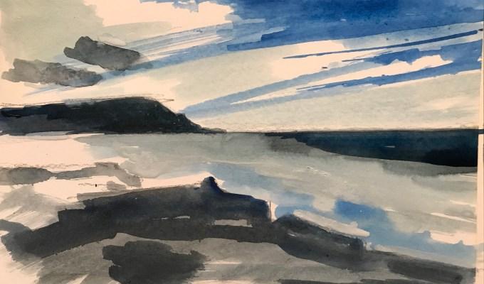 Sunset Gully, Daymer Bay