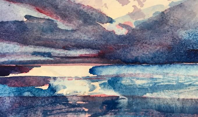 St Ouen, Colour Study