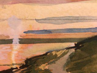 Sunset Daymer, detail