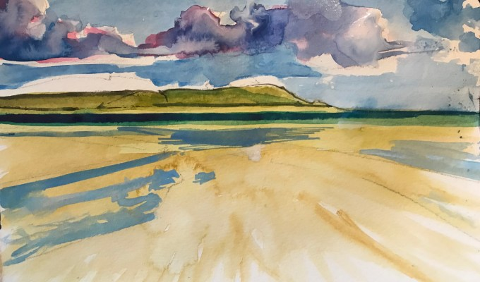 Tide out, Daymer