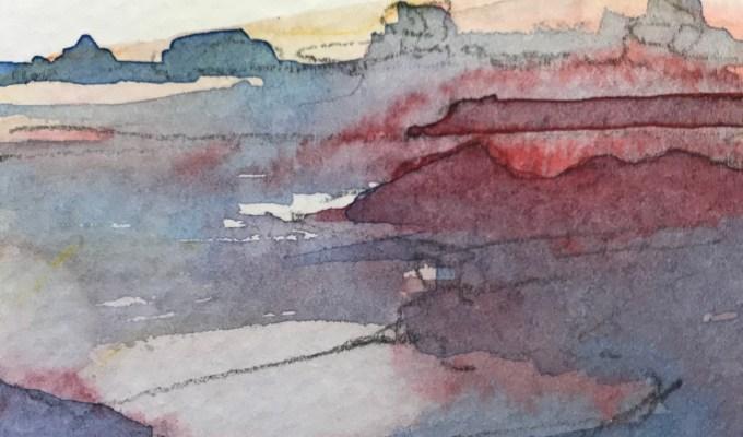 Pentire, Gully, Camel Estuary