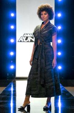 Lela Orr's look, week three; Credit: 2018 Bravo Media, LLC