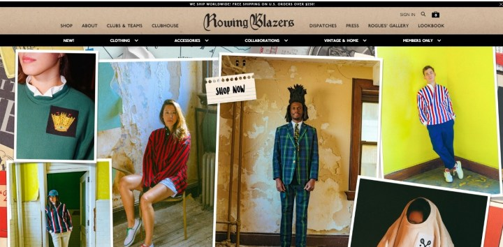 Sartorial Sustainability Sunday: A Conversation with Jack L. Carlson of @RowingBlazers
