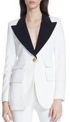 Smythe colorblock blazer