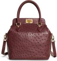 brooks brothers ostrich bag