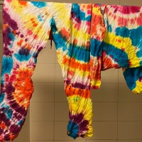 Tall Tuesday: DIY Tie Dye