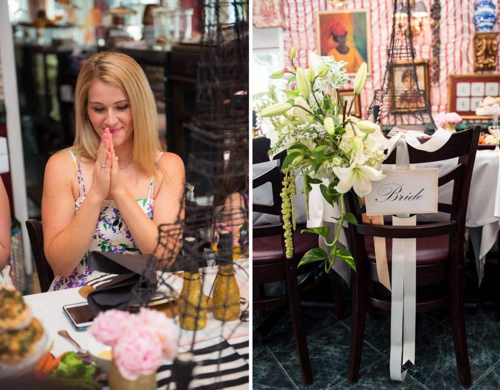 French-Themed Bridal Shower in West Hollywood