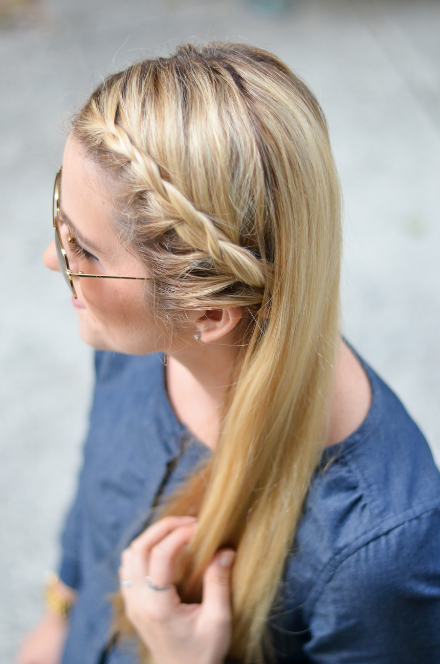 Braided Hairstyles for Spring + Summer