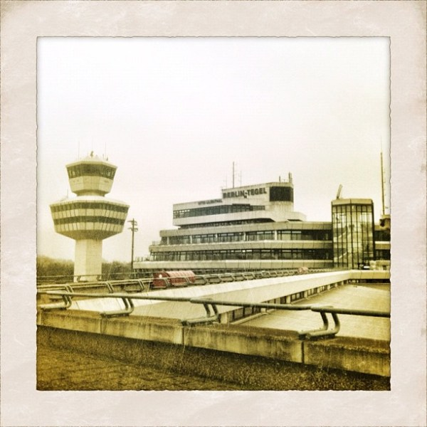 Airport Berlin Tegel (TXL) - 2012 (Photos)