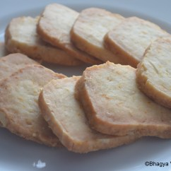 Kitchen Of India Grill For Outdoor Almond Orange Shortbread Cookies « Luck&love@home