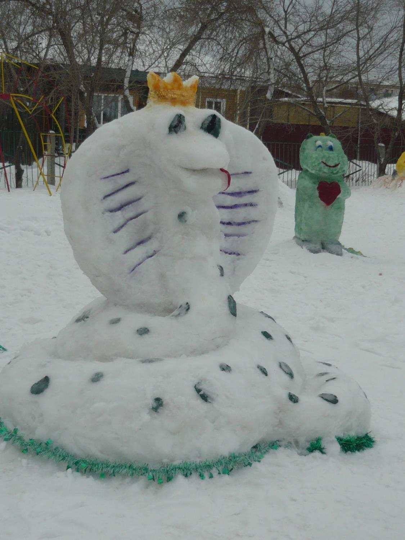 фото фигур из снега своими руками шторы день-ночь представляют