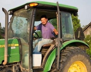 Derek (Lucky) Luckett, CSA Farmer