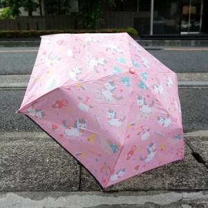 子供用折り畳み傘 ウサギ