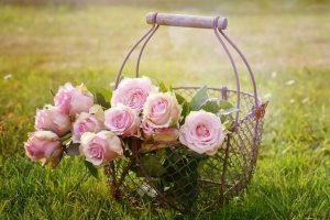 プロポーズ時の花束と指輪の渡し方とタイミング!順番や流れは大事