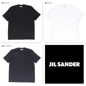ジル・サンダー(JIL SANDER CREW) 白Tシャツ
