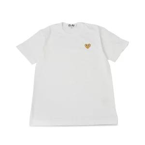 コムデギャルソン ハートロゴTシャツ