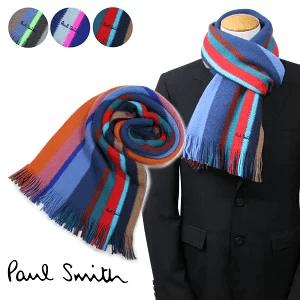 Paul Smith(ポールスミス) マフラー マルチカラー