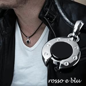 ロッソエブルーオリジナルジュエリー ブラック オニキス 馬蹄