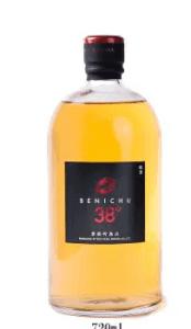 BENICHU38° 無糖の梅酒