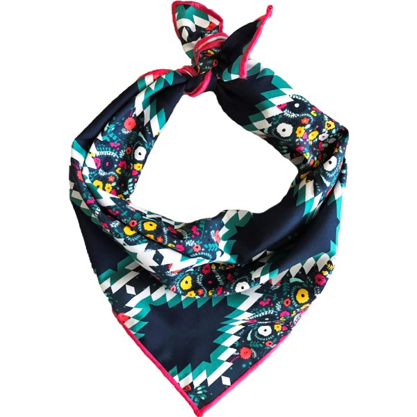 luck of tuck dog girl bandanas