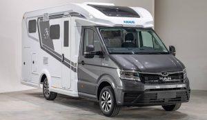 Knaus Van Plus Ti MAN Teilintegrierter für 2 Personen