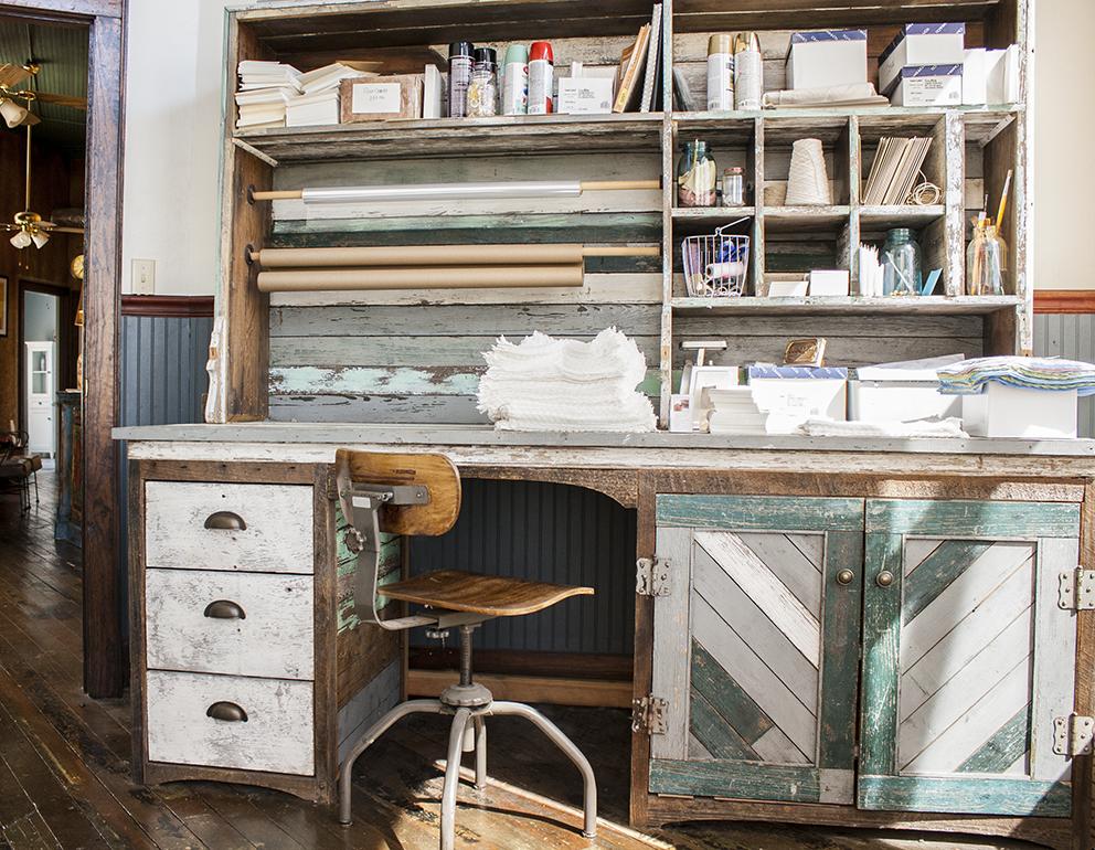 The Shipping Desk  Lucky Luxe Couture Correspondence