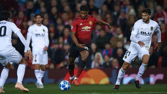 Valencia Tumbangkan Manchester United Di Laga Terakhir Grup H