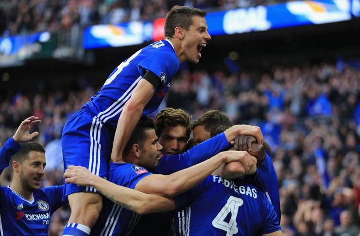 Chelsea Sukses Ke Final Setelah Kalahkan Tottenham Hotspur