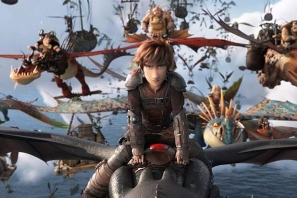 Pelajaran Hidup Di Kutip Dari Film How To Train Your Dragon